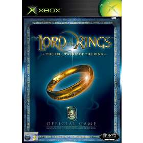 The Lord of the Rings: The Fellowship of the Ring (Xbox)