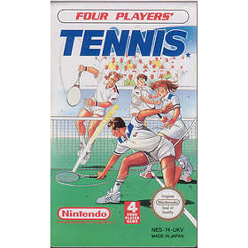 Four Players' Tennis