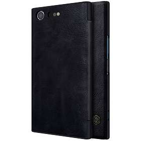 Nillkin Qin Flip Case for Sony Xperia XZ Premium