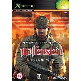 Return to Castle Wolfenstein: Tides of War (Xbox)