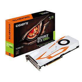 Gigabyte GeForce GTX 1080 Ti Turbo HDMI 3xDP 11Go