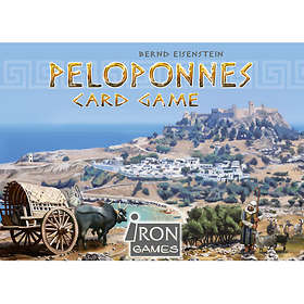 Irongames Peloponnes Card Game