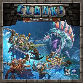 Renegade Game Clank! Trésors engloutis (exp.)