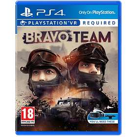 Bravo Team (VR) (PS4)