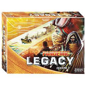 Pandemic Legacy: Yellow (Saison 2)