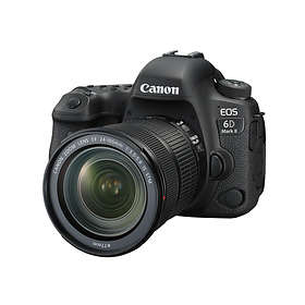 Canon EOS 6D Mark II + 24-105/3,5-5,6 IS STM