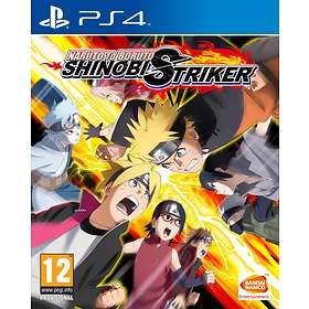 Naruto to Boruto: Shinobi Striker (PS4)
