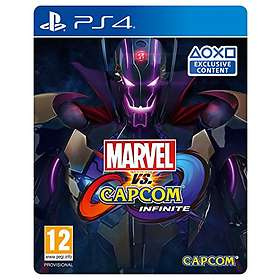 Marvel vs Capcom: Infinite - Deluxe Edition (PS4)