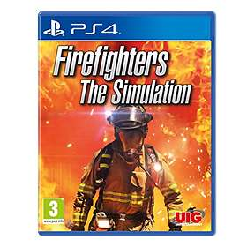 Firefighters: The Simulation (PS4)
