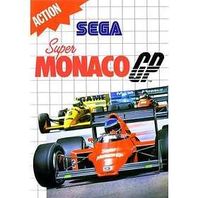 Super Monaco GP (Master System)