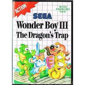 Wonder Boy III: Dragons Trap