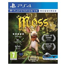Moss (VR) (PS4)
