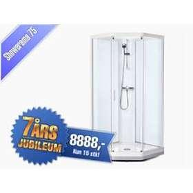 IDO/Porsgrund Showerama 7-5 Basic 900x900