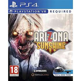 Arizona Sunshine - Launch Edition (VR)