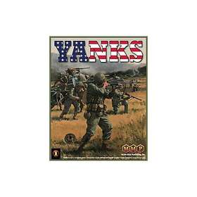 Multi-Man Publishing Advanced Squad Leader: Yanks (2nd edition)