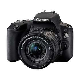 Canon EOS 200D + 18-55/4,0-5,6 IS STM