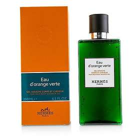 Hermes Eau d'Orange Verte Hair & Body Shower Gel 200ml
