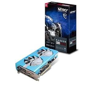 Sapphire Radeon RX 580 Nitro+ Special Edition 2xHDMI 2xDP 8Go