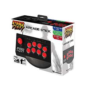 Subsonic Pro Fight Arcade Stick (PS4/Xbox One/PS3)