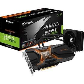 Aorus GeForce GTX 1080 Ti Waterforce Xtreme Edition 3xHDMI 3xDP 11Go