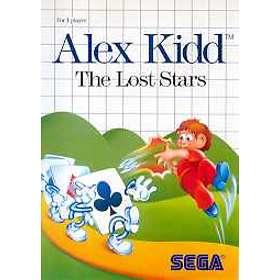 Alex Kidd: The Lost Stars (Master System)