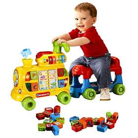 Vtech 4 in 1 Push and Ride Alphabet Train