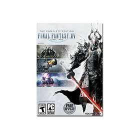 Final Fantasy XIV Online - The Complete Collector's Edition (PC)