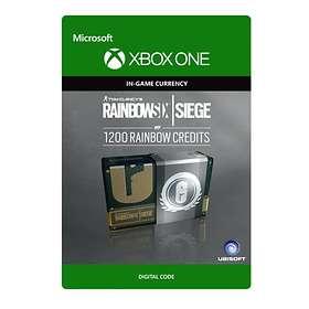 Tom Clancy's Rainbow Six: Siege - 1200 Credits (Xbox One)