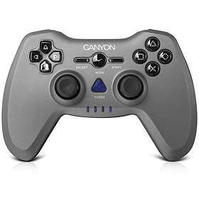 Canyon Wireless Gamepad (PC/PS3/PS2)