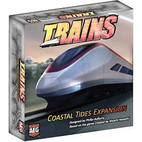Alderac Entertainment Group Trains: Coastal Tide (exp.)