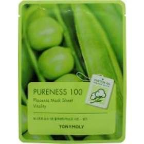 Tony Moly Pureness 100 Placenta Mask Sheet 1st