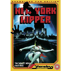 The New York Ripper - Shameless Fan Edition (UK)