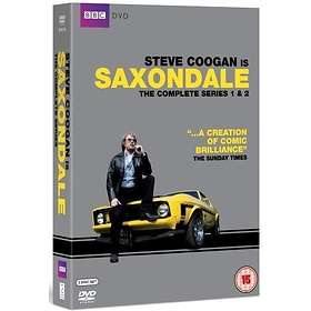 Saxondale - The Complete Series 1&2 (UK)