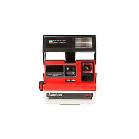 Impossible Polaroid Sun 600 LMS