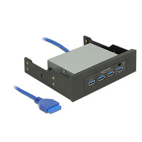 DeLock 4-Port USB 3.0 Internal Hub (62903)