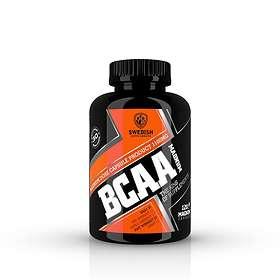 Swedish Supplements BCAA Magnum 120 Kapslar