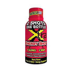 Stacker 2 Europe Xtra Energy Shot 118ml