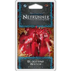 Android: Netrunner - Blood and Water (exp.)