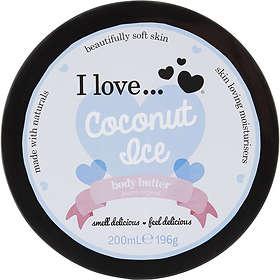 I Love... Coconut Ice Body Butter 200ml