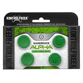KontrolFreek FPS Freek Alpha GamerPack - Mid-Rise Thumbsticks (Xbox One)