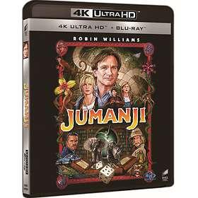 Jumanji (UHD+BD)