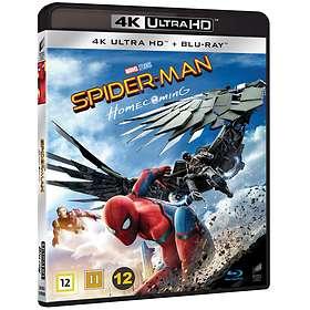 Spider-Man: Homecoming (UHD+BD)
