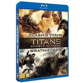 Clash of the Titans 1+2