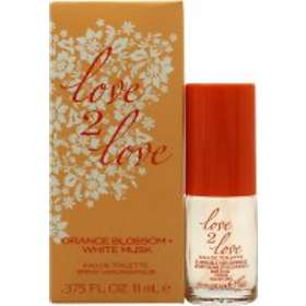 Love2love Orange Blossom White Musk edt 11ml