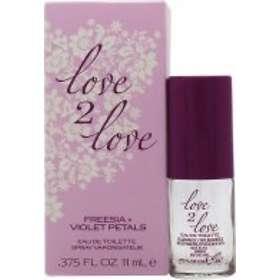 Love2love Freesia Violet Petals edt 11ml