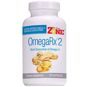 Dr. Sears Zone OmegaRx 120 Kapslar