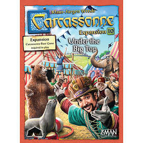 Carcassonne: Under the Big Top (exp. 10)