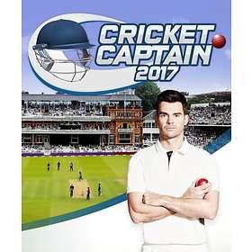Cricket Captain 2017 (PC)