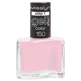 Misslyn Step 1 Gel Effect Nail Polish 10ml