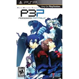 Shin Megami Tensei: Persona 3 Portable (USA) (PSP)